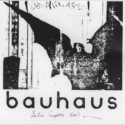 BAUHAUS Bela Lugosi's undead