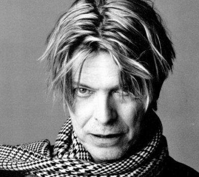 DAVID BOWIE Ziggy wasn't his name