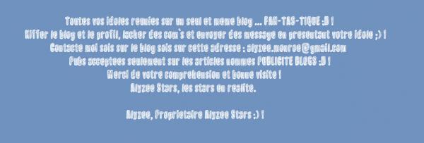 Alyzée Stars ♥