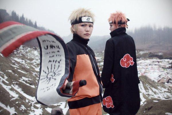 Naruto et Pain