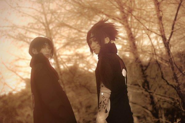 Itachi & Sasuke