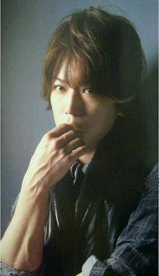 Kazuya de plus en plus beau