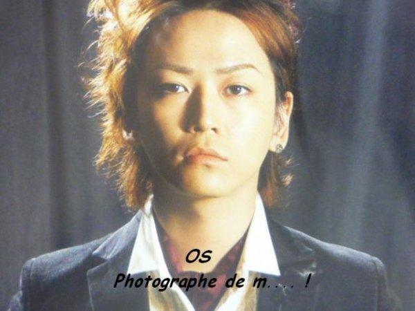 OS: Photographe de m.... !