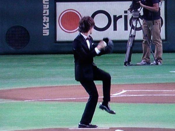 Tenue de baseball élégante !
