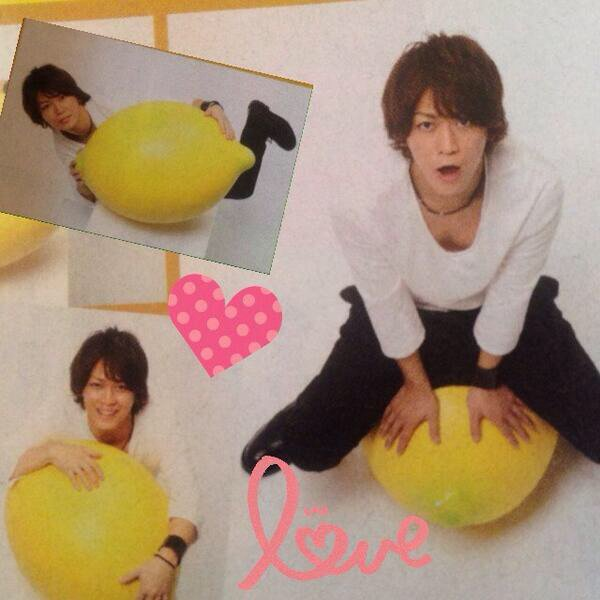 Kazuya aime le citron !