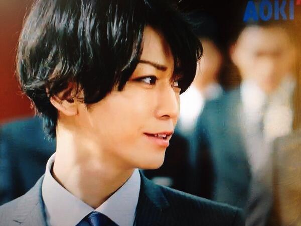 Nouveau CM Aoki. (Le plus bel homme du monde !)