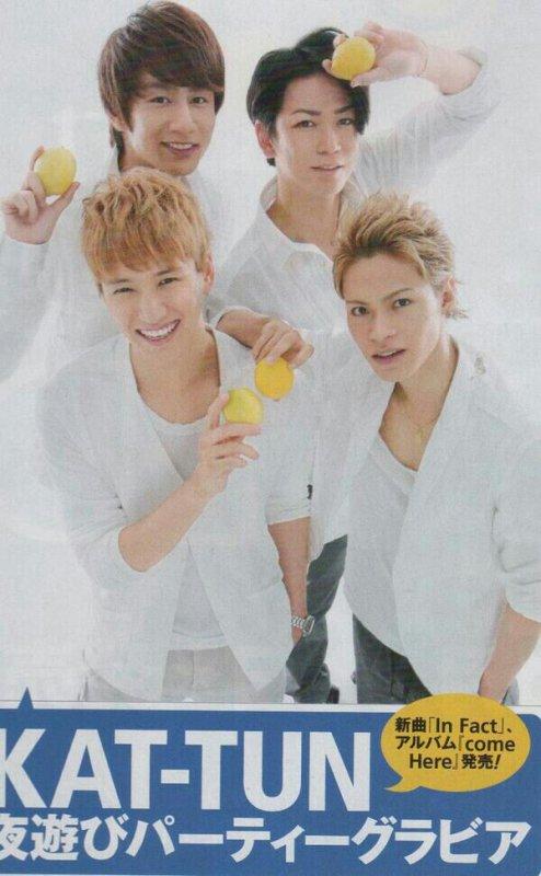 Mais pourquoi toujours les prendre avec un citron en mains ?
