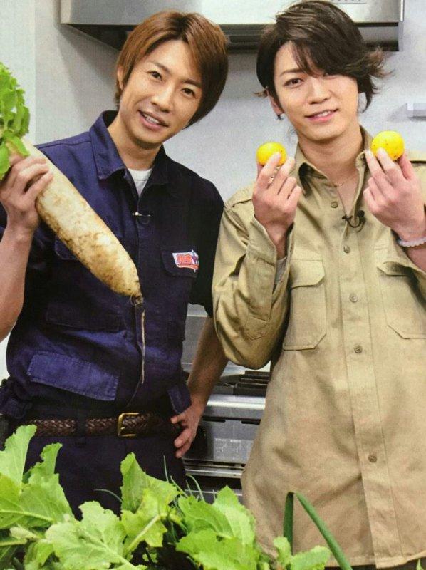 Kazuya et les citrons