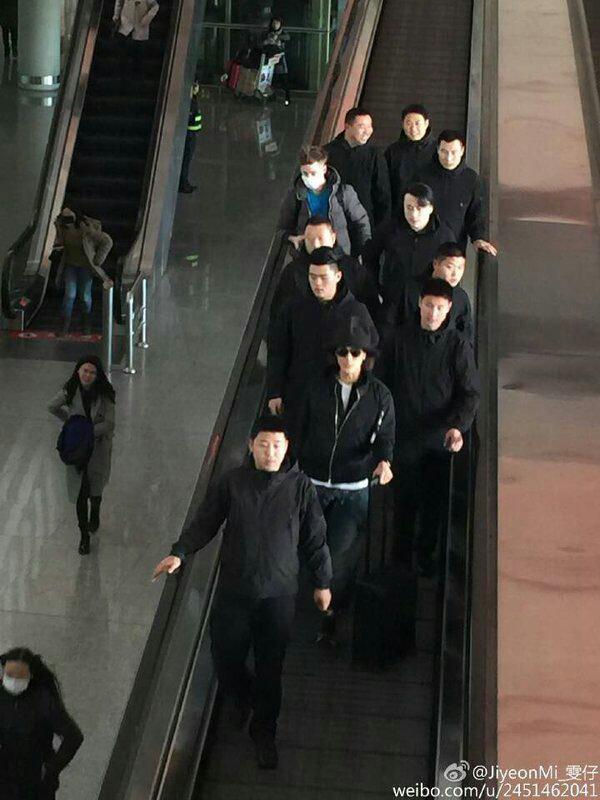 Récap du voyage à Beijing