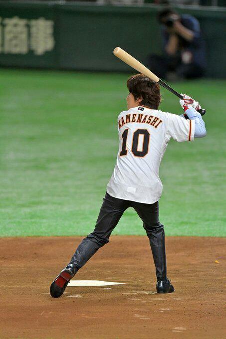 Jouer au baseball en louboutin ?