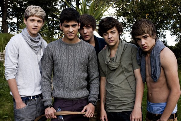 Les One Direction !!