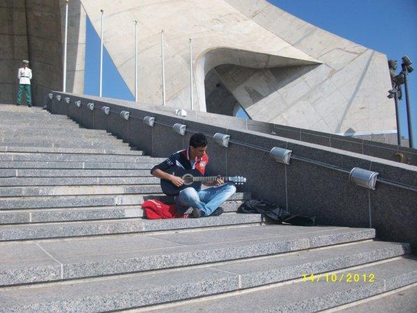 Mémorial du martyr (Alger)