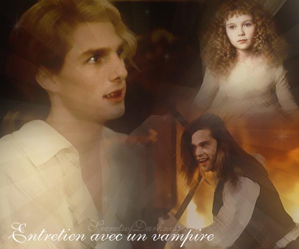 Le cultissime Entretien avec un vampire Crea