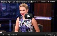 __-12 Avril 2012 : Dianna se rendait au Bellacure Salon à Los Angles pour une manucure-pédicure TOP ___ __-Le soir  Miss Agron à signé des autographes à la sortie de l'emmision Jimmy Kimmel Live. Vidéos plus bas