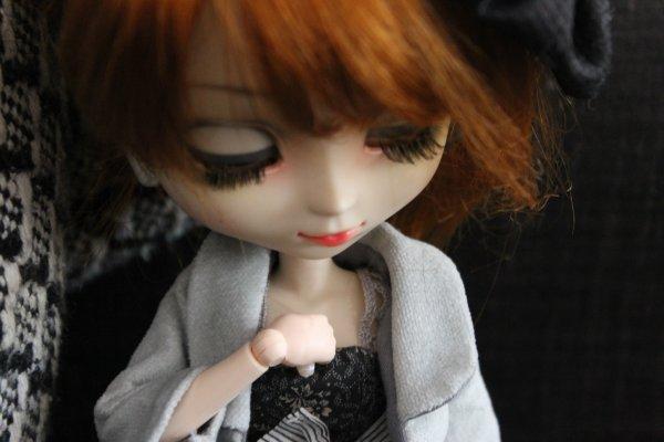 Griet et son nouvel outfit ♥
