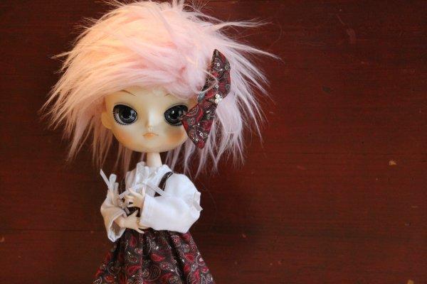 quelqu'un fait le concours jolie doll ?