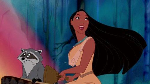 Chansons interprétées par Pocahontas
