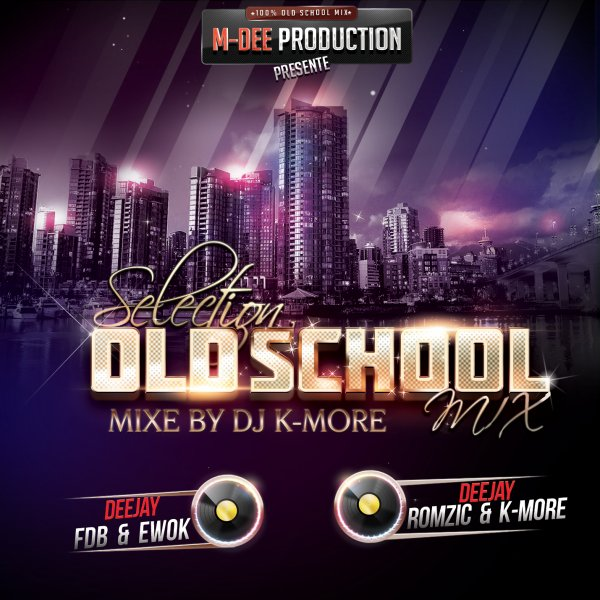 Selection old school mix
