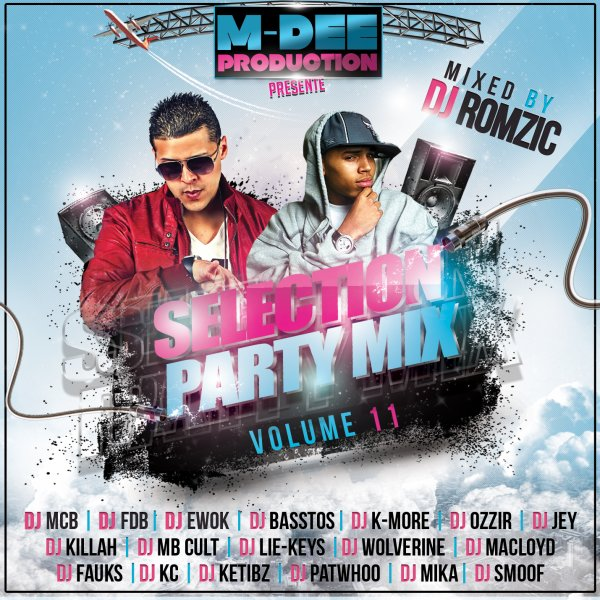 Selection Party Mix Volume 11 (2014)