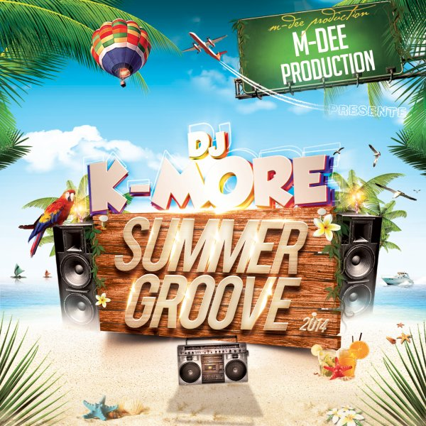 SUMMER GROOVE 2014