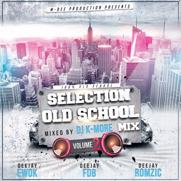 Selection Old school mix Volume.2