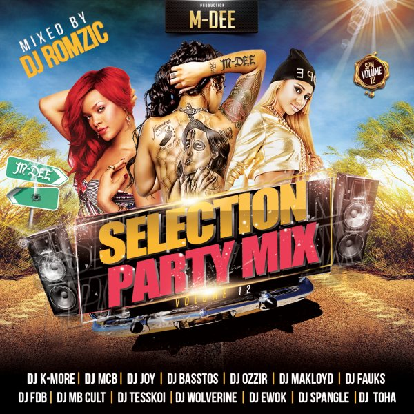 Selection party mix 12   (2015)