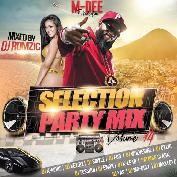 Selection party mix 14 (2016)