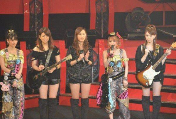 Reina Tanaka Groupe + Graduation