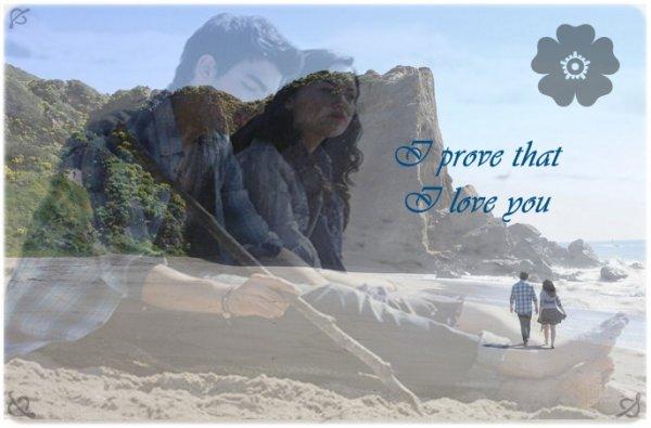 ________________ _________Emilie vous présente... ________________  « I prove that I love you »  ________________ Twitter________________ ________________