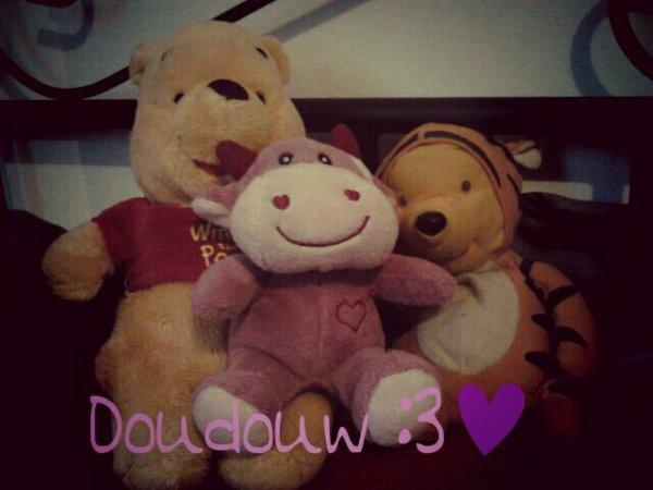 Mes Doudouws :D♡
