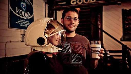 BOISSON : Découvrez la première bière à la poussière lunaire