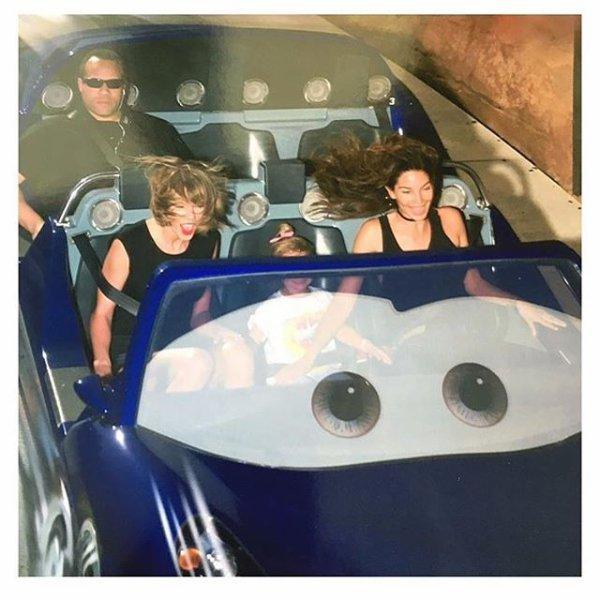 Non ce n'est pas Taylor Swift la star sur cette photo !