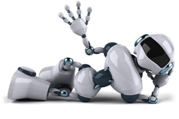 Les premiers Jeux Olympiques pour les robots