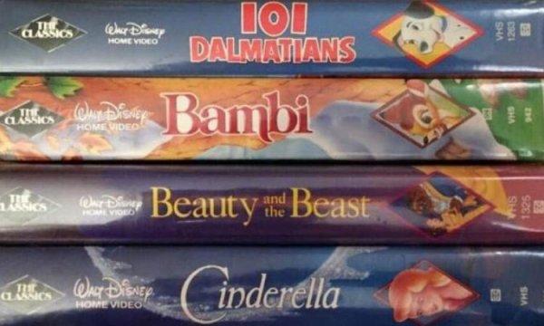 Devenez riche grâce aux VHS de Disney