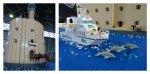 Il a construit le plus grand fort Boyard du monde en Lego
