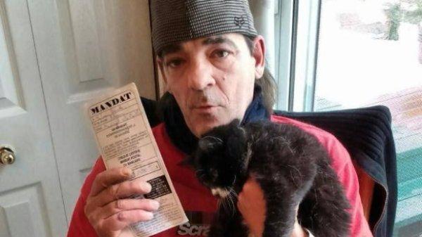 Il passe quatre jours en prison parce qu'il possède... six chats