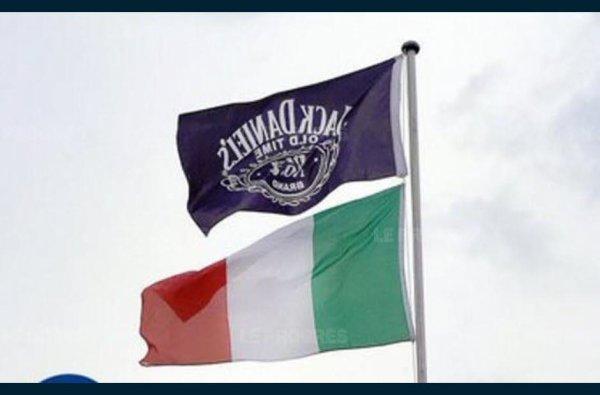 Ils confondent le drapeau Jack Daniel's avec un drapeau de Daech