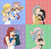 Fairy Tail, Couples ! ♥