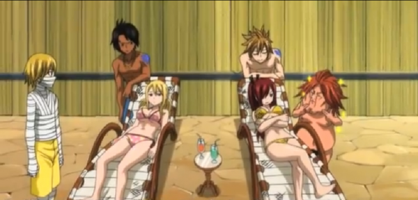 Fairy Tail Oav 5 !