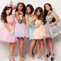Création du groupe Fifth Harmony