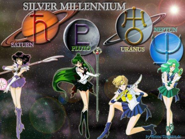 Musique Sailor Moon's