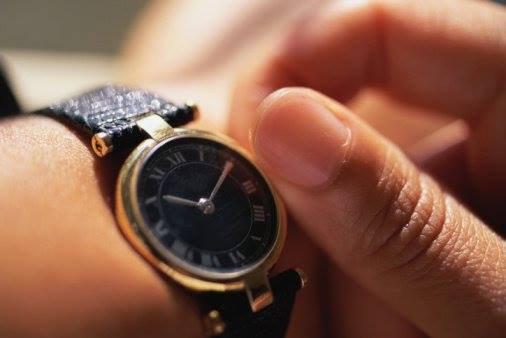 """""""On ne peut rien faire contre le temps. Mais on peut se débrouiller pour être dans les temps."""""""