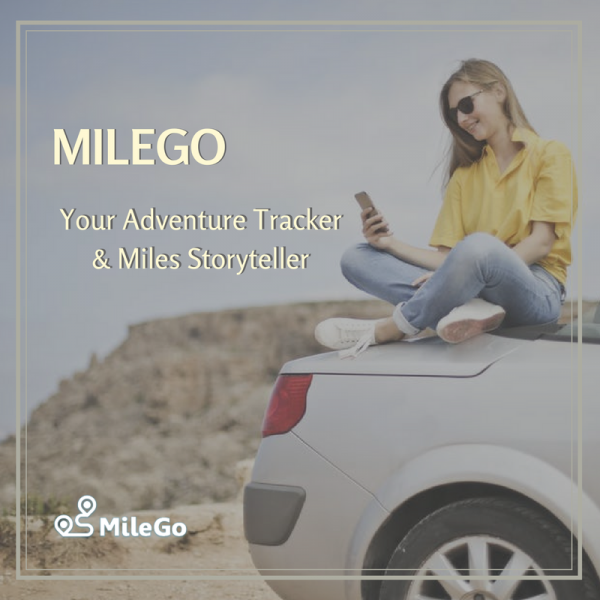 MileGo - Your Adventure Tracker and Miles Storyteller