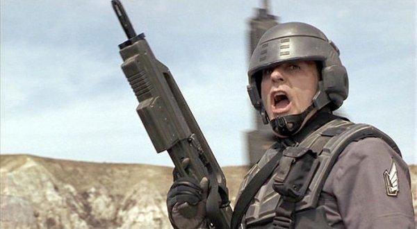Starship Troopers – 1997 – Paul Verhoeven