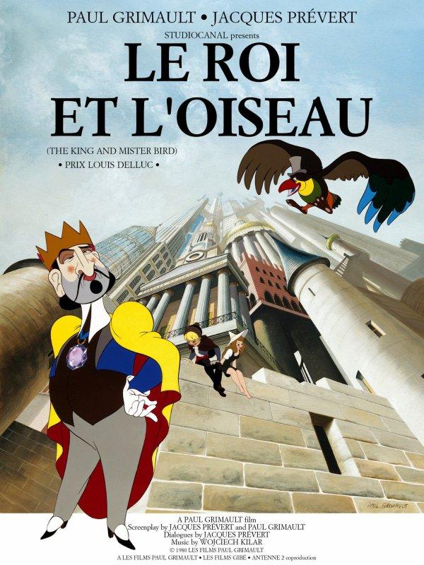 Le Roi et l'Oiseau - 1980 - Paul Grimault