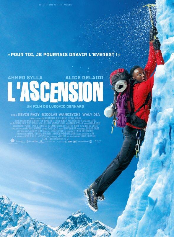 L'Ascension - film de 2017 - Ludovic Bernard