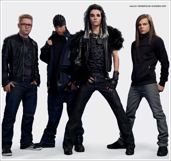 Bienvenue sur une des meilleures sources françaises sur le groupe du moment Tokio Hotel.