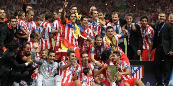 Supercoupe d'Europe : Falcao et l'Atletico explosent Chelsea