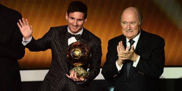 2012 - Messi rentre définivitement dans l'histoire !