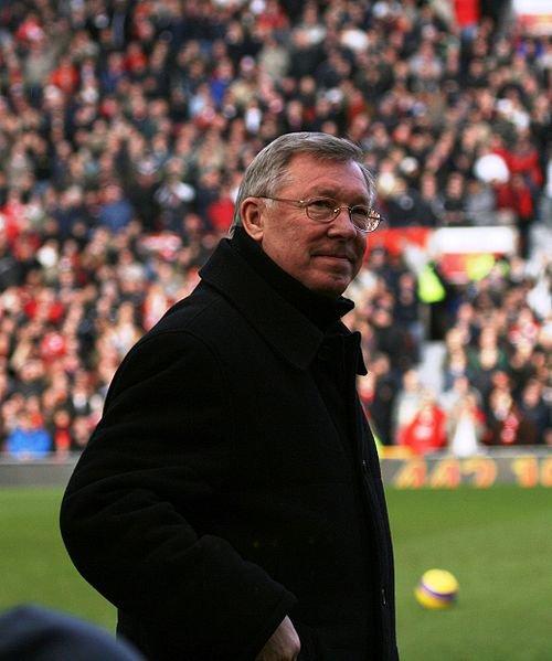 Sir Alex Ferguson , 26 ans de gloire